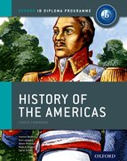 Cover for IB History of the Americas Course Book