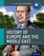 Cover for IB History of Europe & the Middle East: Course Book