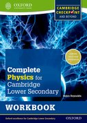 Cover for Complete Physics for Cambridge Secondary 1 Workbook