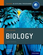 Cover for IB Biology Course Book: 2014 Edition