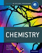 Cover for IB Chemistry Course Book: 2014 Edition