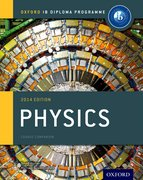 Cover for IB Physics Course Book: 2014 Edition