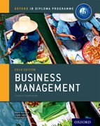 Cover for IB Business Management Course Book: 2014 edition