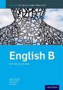 Cover for IB English B Skills & Practice