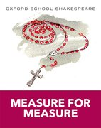Cover for Measure for Measure