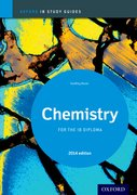 Cover for IB Chemistry Study Guide: 2014 Edition