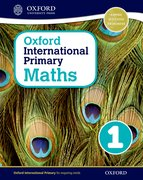 Cover for Oxford International Primary Maths Stage 1: Age 5-6 Student Workbook 1