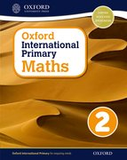 Cover for Oxford International Primary Maths Stage 2: Age 6-7 Student Workbook 2