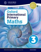 Cover for Oxford International Primary Maths Primary 4-11 Student Workbook 3