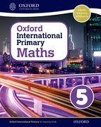Cover for Oxford International Primary Maths Stage 5: Age 9-10 Student Workbook 5