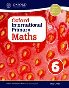 Cover for Oxford International Primary Maths Stage 6: Age 10 -11 Student Workbook 6