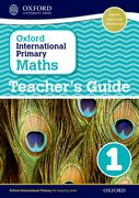 Cover for Oxford International Primary Maths Stage 1: Age 5-6 Teacher