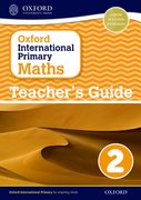 Cover for Oxford International Primary Maths Stage 2: Age 6-7 Teacher