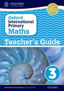 Cover for Oxford International Primary Maths Stage 3: Age 7-8 Teacher
