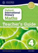 Cover for Oxford International Primary Maths Stage 4: Age 8-9 Teacher