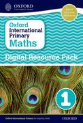 Cover for Oxford International Primary Maths Digital Resource Pack 1