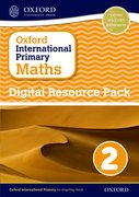 Cover for Oxford International Primary Maths Digital Resource Pack 2