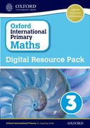 Cover for Oxford International Primary Maths Digital Resource Pack 3