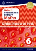 Cover for Oxford International Primary Maths Digital Resource Pack 6