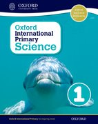 Cover for Oxford International Primary Science Stage 1: Age 5-6 Student Workbook 1
