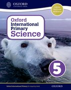 Cover for Oxford International Primary Science Stage 5: Age 9-10 Student Workbook 5