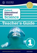 Cover for Oxford International Primary Science Stage 1: Age 5-6 Teacher
