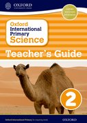 Cover for Oxford International Primary Science Stage 2: Age 6-7 Teacher