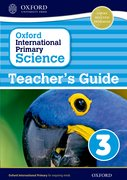 Cover for Oxford International Primary Science Stage 3: Age 7-8 Teacher