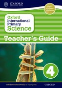 Cover for Oxford International Primary Science Stage 4: Age 8-9 Teacher