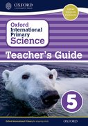 Cover for Oxford International Primary Science Stage 5: Age 9-10 Teacher