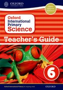 Cover for Oxford International Primary Science Stage 6: Age 10-11 Teacher