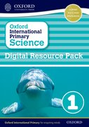 Cover for Oxford International Primary Science Digital Resource Pack 1