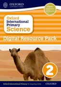 Cover for Oxford International Primary Science Digital Resource Pack 2