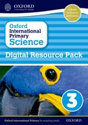 Cover for Oxford International Primary Science Digital Resource Pack 3