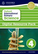 Cover for Oxford International Primary Science Digital Resource Pack 4