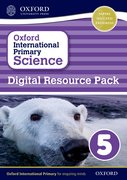 Cover for Oxford International Primary Science Digital Resource Pack 5