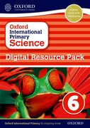 Cover for Oxford International Primary Science Digital Resource Pack 6
