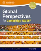 Cover for Global Perspectives for Cambridge IGCSERG