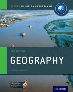 Cover for IB Geography Course Book 2nd edition: Oxford IB Diploma Programme