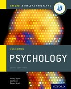 Cover for IB Psychology Course Book: Oxford IB Diploma Programme