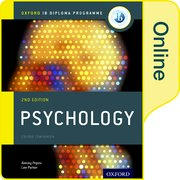 Cover for IB Psychology Online Course Book