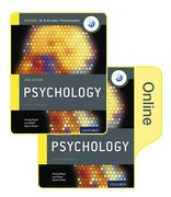 Cover for IB Psychology Print and Online Course Book Pack
