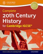 Cover for 20th Century History for Cambridge IGCSE
