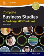 Cover for Complete Business Studies for Cambridge IGCSE and O Level