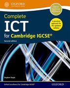 Cover for Complete ICT for Cambridge IGCSE