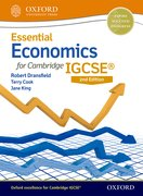 Cover for Essential Economics for Cambridge IGCSERG Student Book