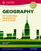 Cover for Geography for Cambridge International AS & A Level Student Book