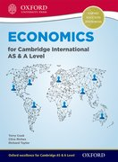 Cover for Economics for Cambridge International AS and A Level Student Book