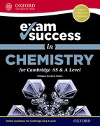 Cover for Exam Success in Chemistry for Cambridge AS & A Level