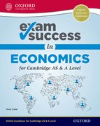 Cover for Exam Success in Economics for Cambridge AS & A Level